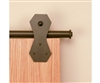 Castle 2 Strap w/Roller -Oil Rubbed Bronze