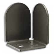 Dome Stop (non-handed), Oil Rubbed Bronze