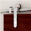 STICK STYLE STRAP Stainless Steel - 8 FT. Door Kit for WOOD or GLASS Door