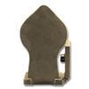 Spade Right Stop - Oil Rubbed Bronze