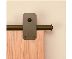Basic Rectangle Strap w/Roller, Oil Rubbed Bronze