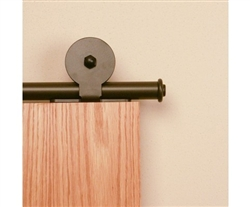 Top Mounted Strap w/Roller - Oil Rubbed Bronze