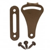 Sliding Door Latch & Strike - Oil Rubbed Bronze