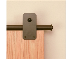 3/4 to 1-1/2 in. BASIC RECTANGLE Hardware Kit - Short Bracket  (with 6 ft. Rail.