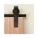 3/4 to 1-1/2 in. Hook  Hardware Kit - Short Bracket  (with 6 ft. Rail.