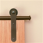 3/4 to 1-1/2 in. STICK Hardware Kit - Short Bracket  (with 6 ft. Rail.