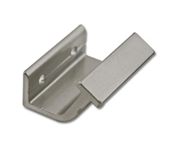 Horizontal Rail Bracket for Hook/Rolling Hook Top Guides