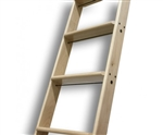 Maple 20 In. Wide Ladder - 10 ft.