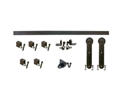QG.FR.1300.ST3.08 - BLACK Stick Strap Kit w/3 in. Wheel