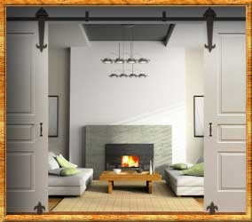 Interior Rolling Barn Doors U0026 Hardware