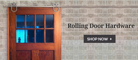 Shop Rolling Door Hardware Now