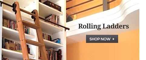Shop Rolling Ladders Now